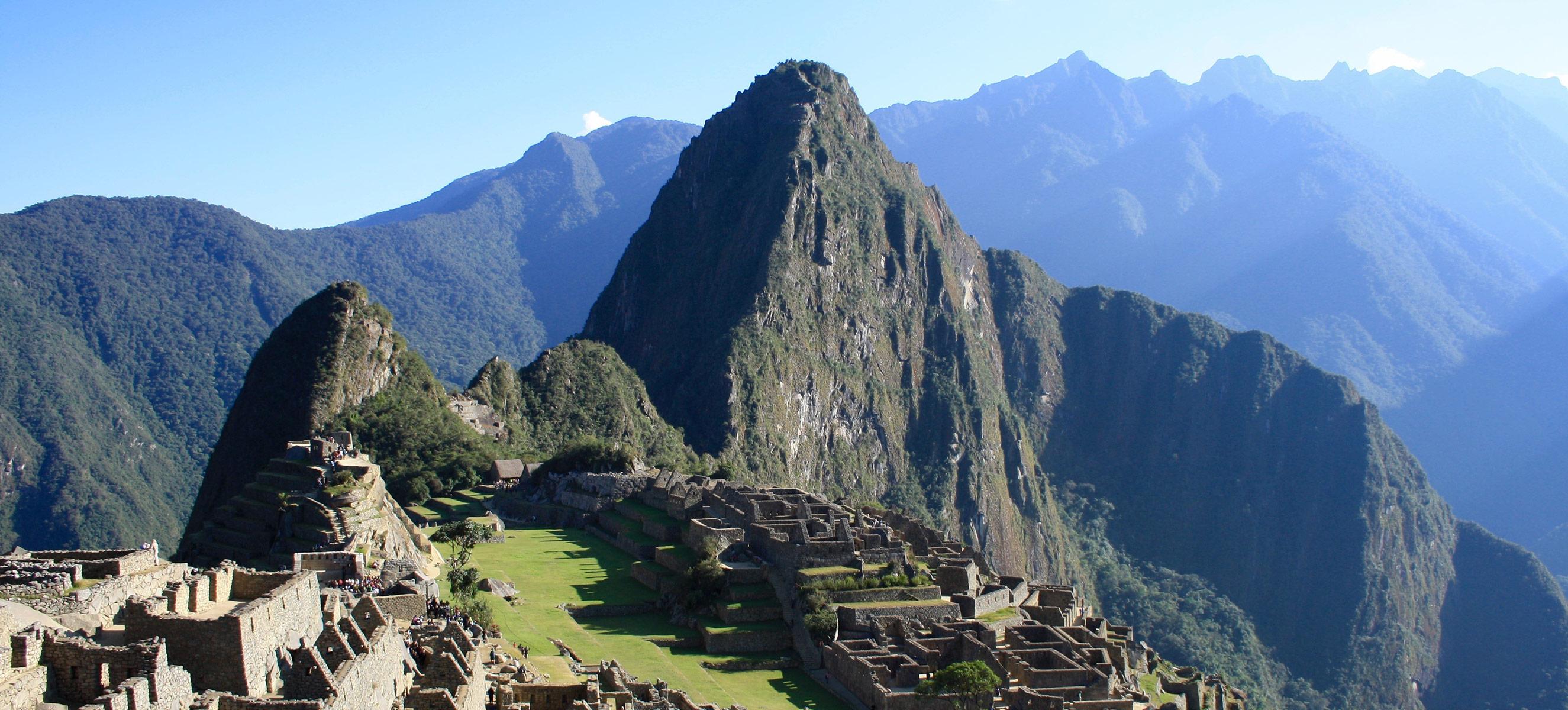 Machu Picchu, Peru, Südamerika