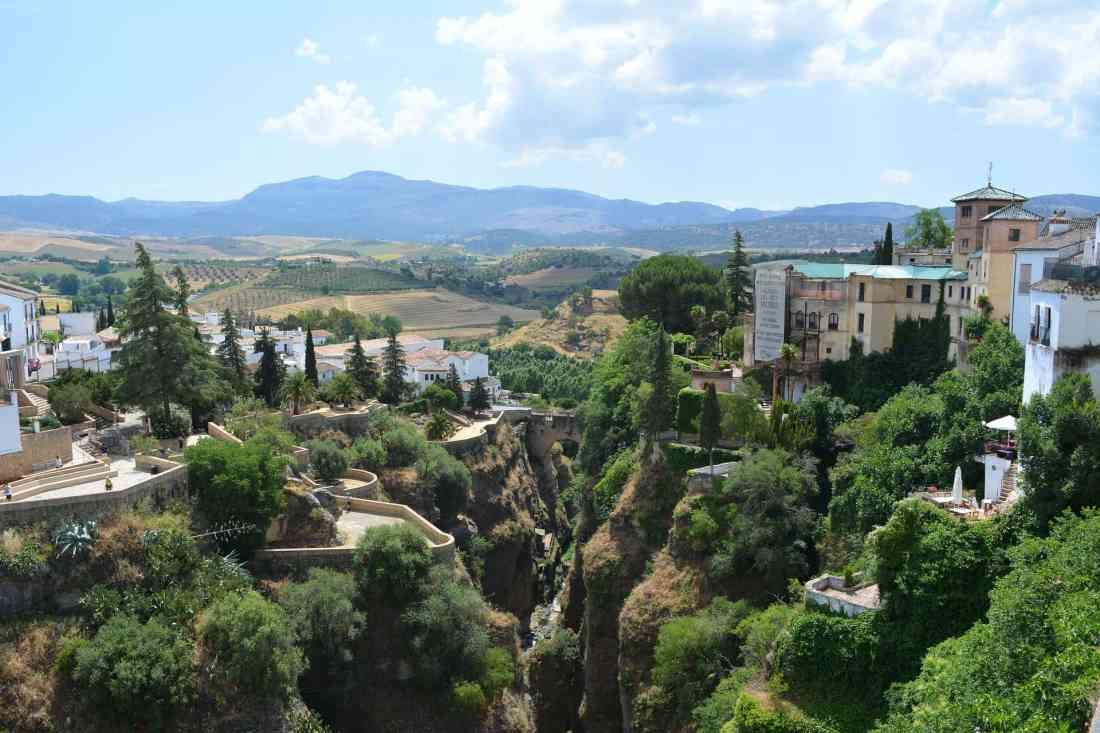Andalusiens schönste Ausblicke