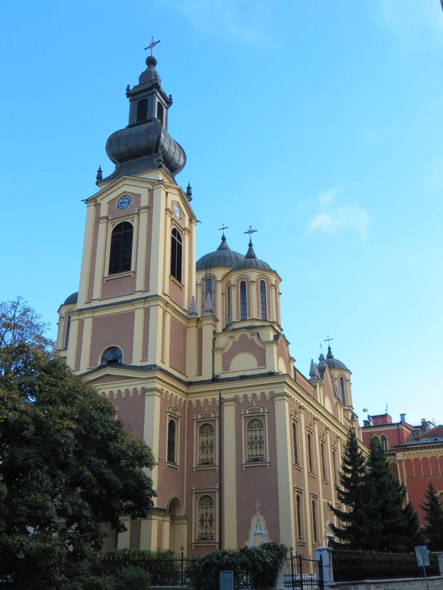 Das Kloster Theotokou