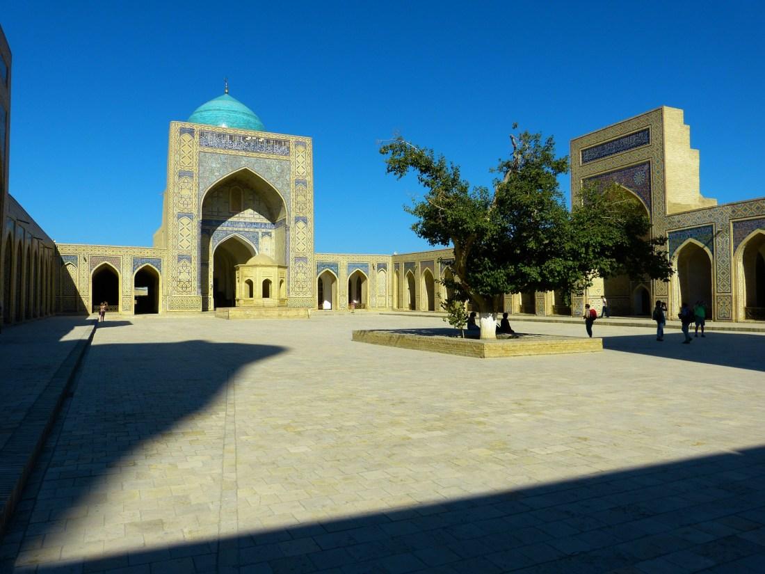 Bukhara in Uzbekistan
