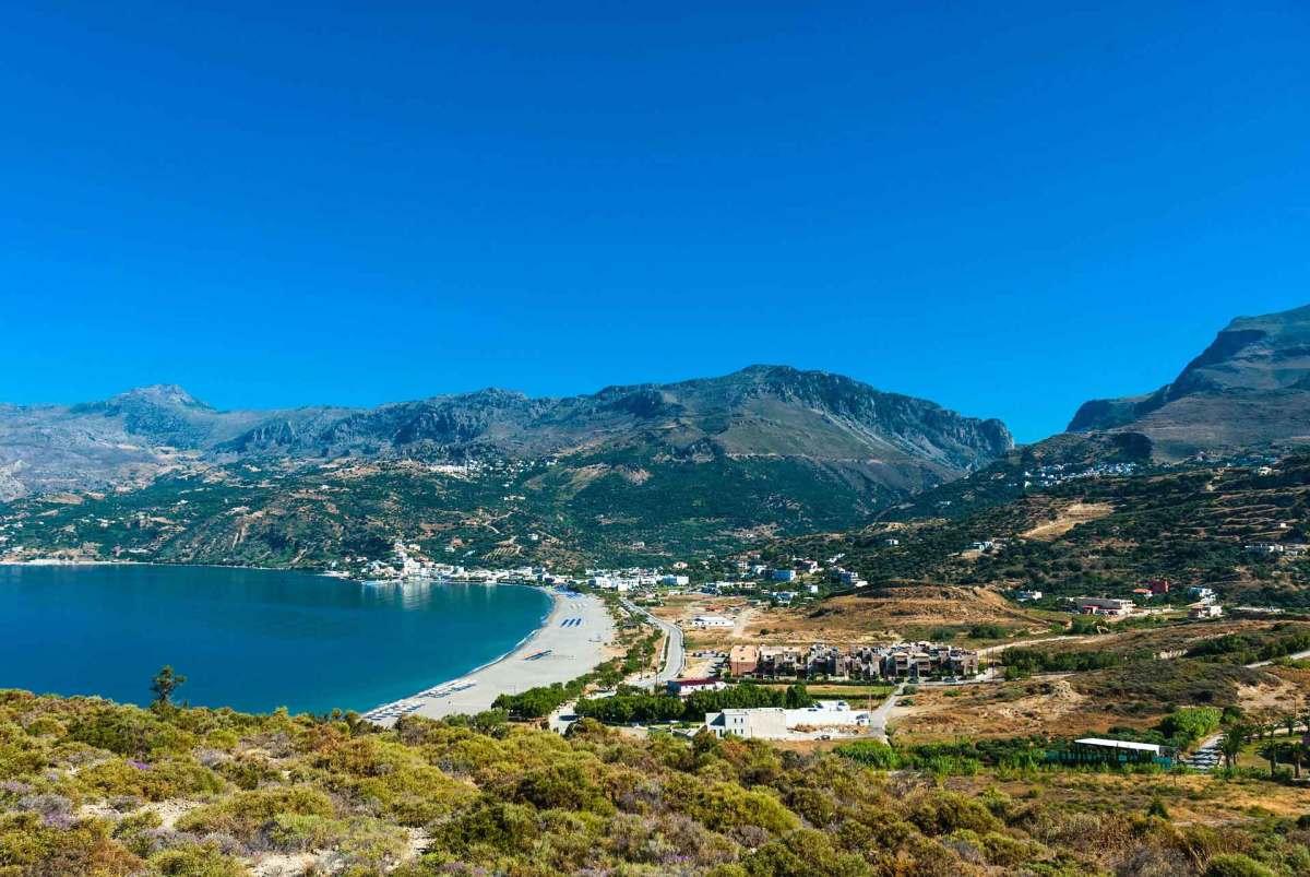 Kretas abwechslungsreiche Landschaften