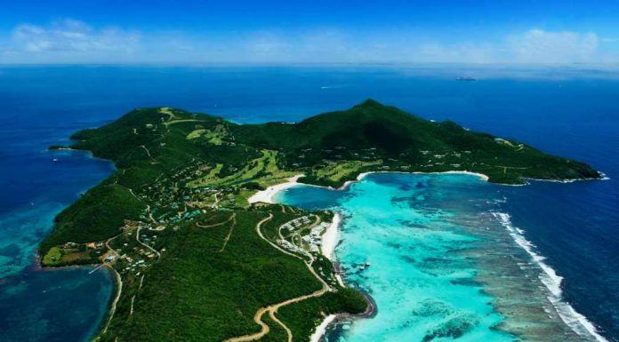 © Mandarin Oriental: Die karibische Insel Cancuan