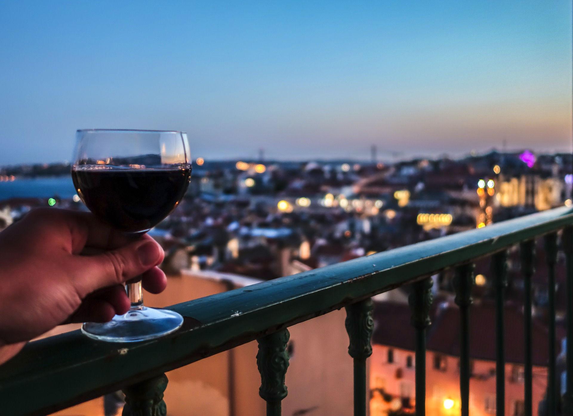Lissabon hält viele Bars und Kneipen bereit