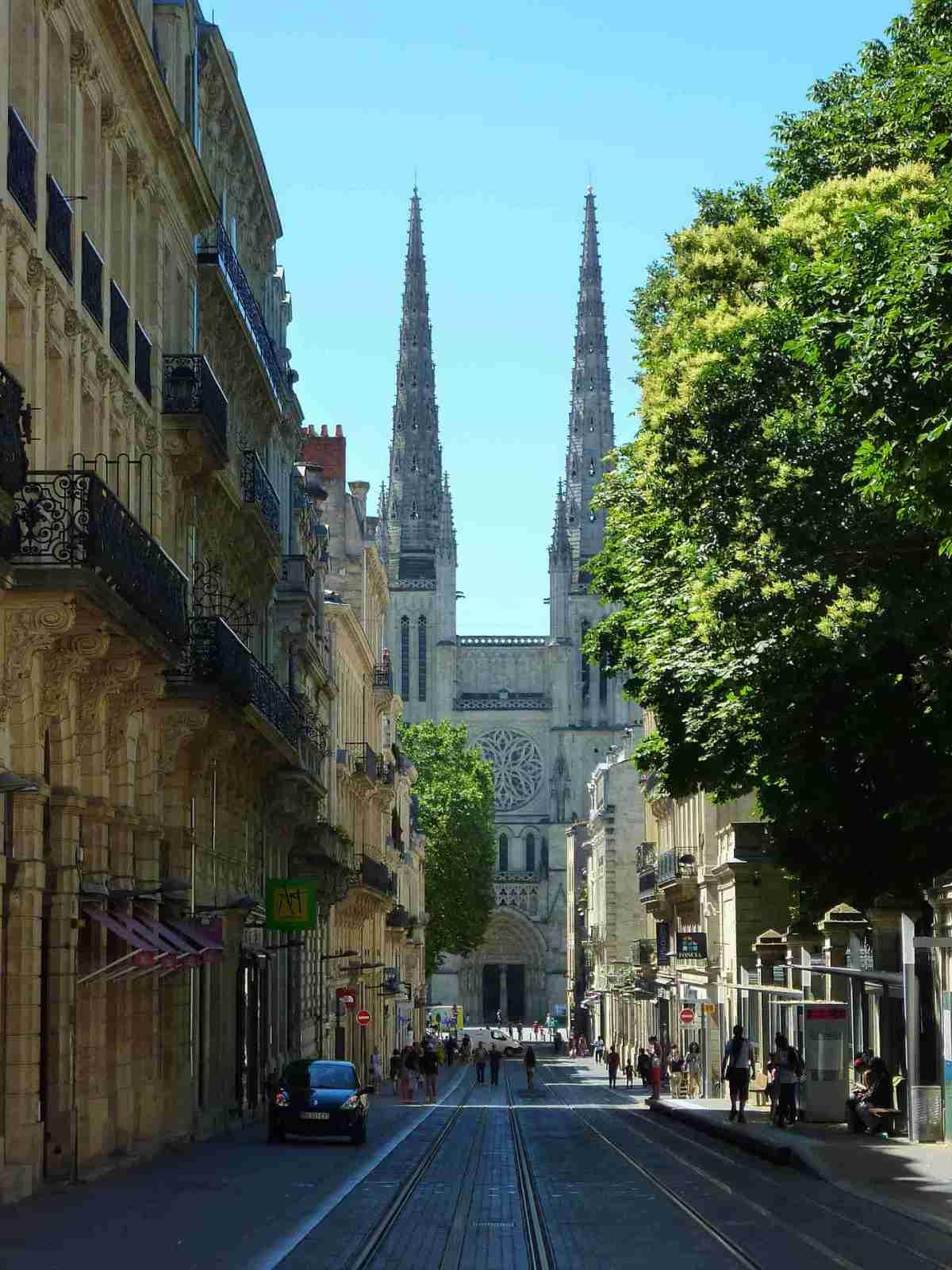 Kathedrale Saint-André in Bordeaux, Frankreich