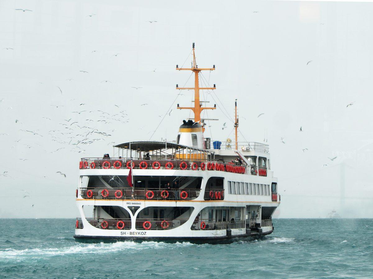 Ausflugsboot Beykoz