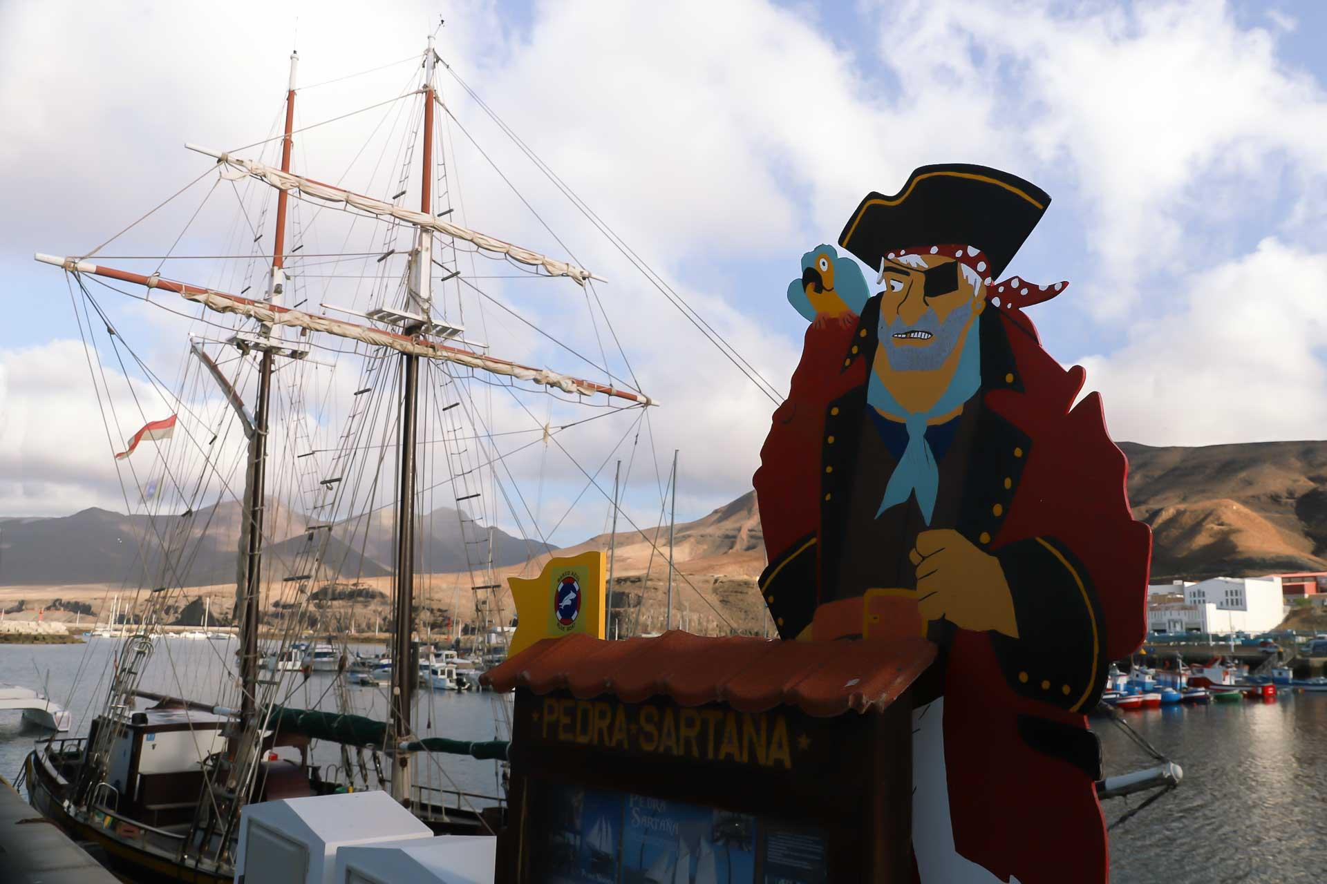 Morro Jable Hafen