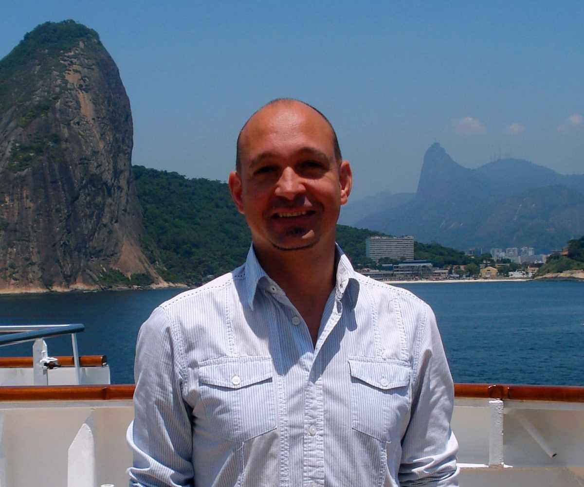 Axel C. Brüggemann in Rio