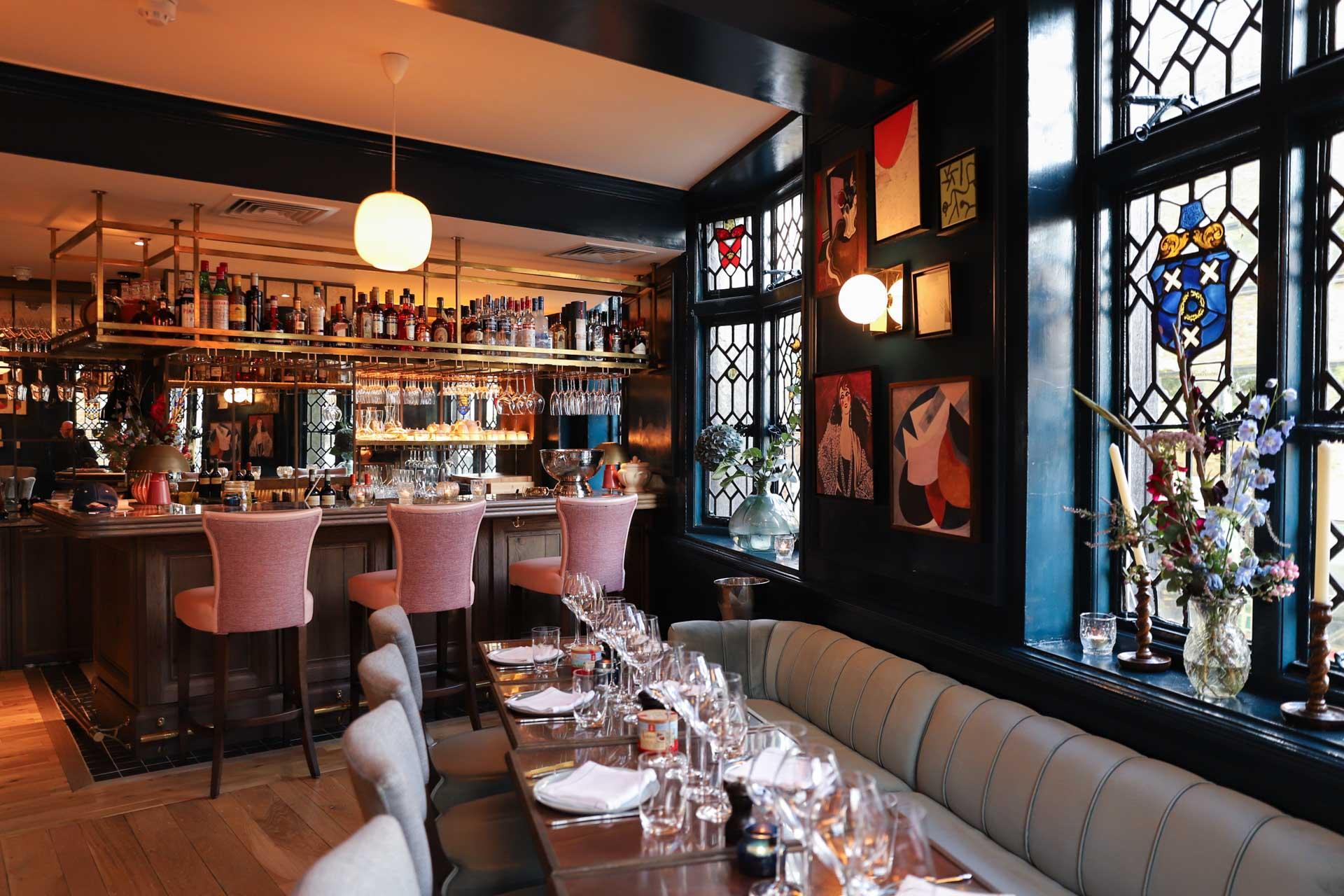 Das ausgezeichnete Clarette im Londoner Stadtteil Marylebone