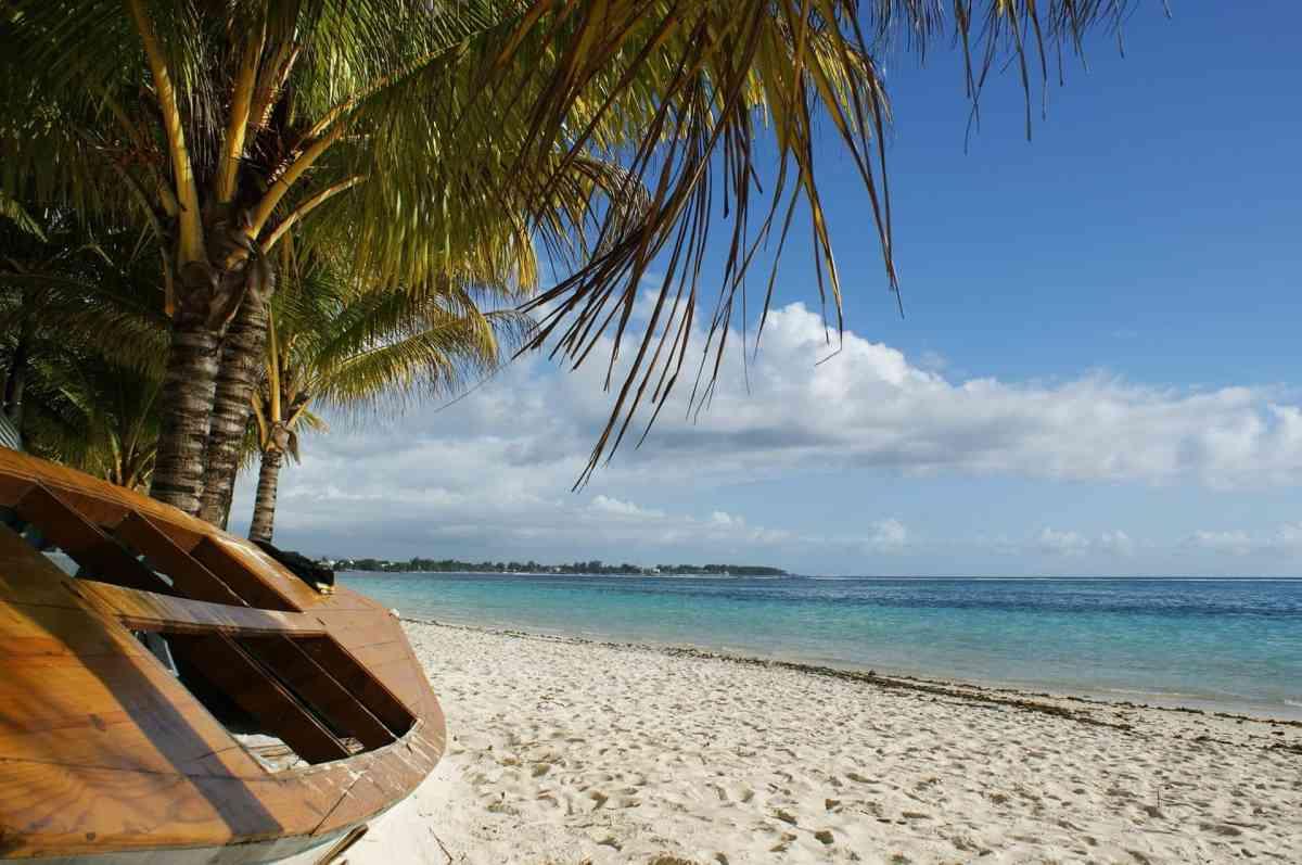 Paradiesische Strände auf Mauritius