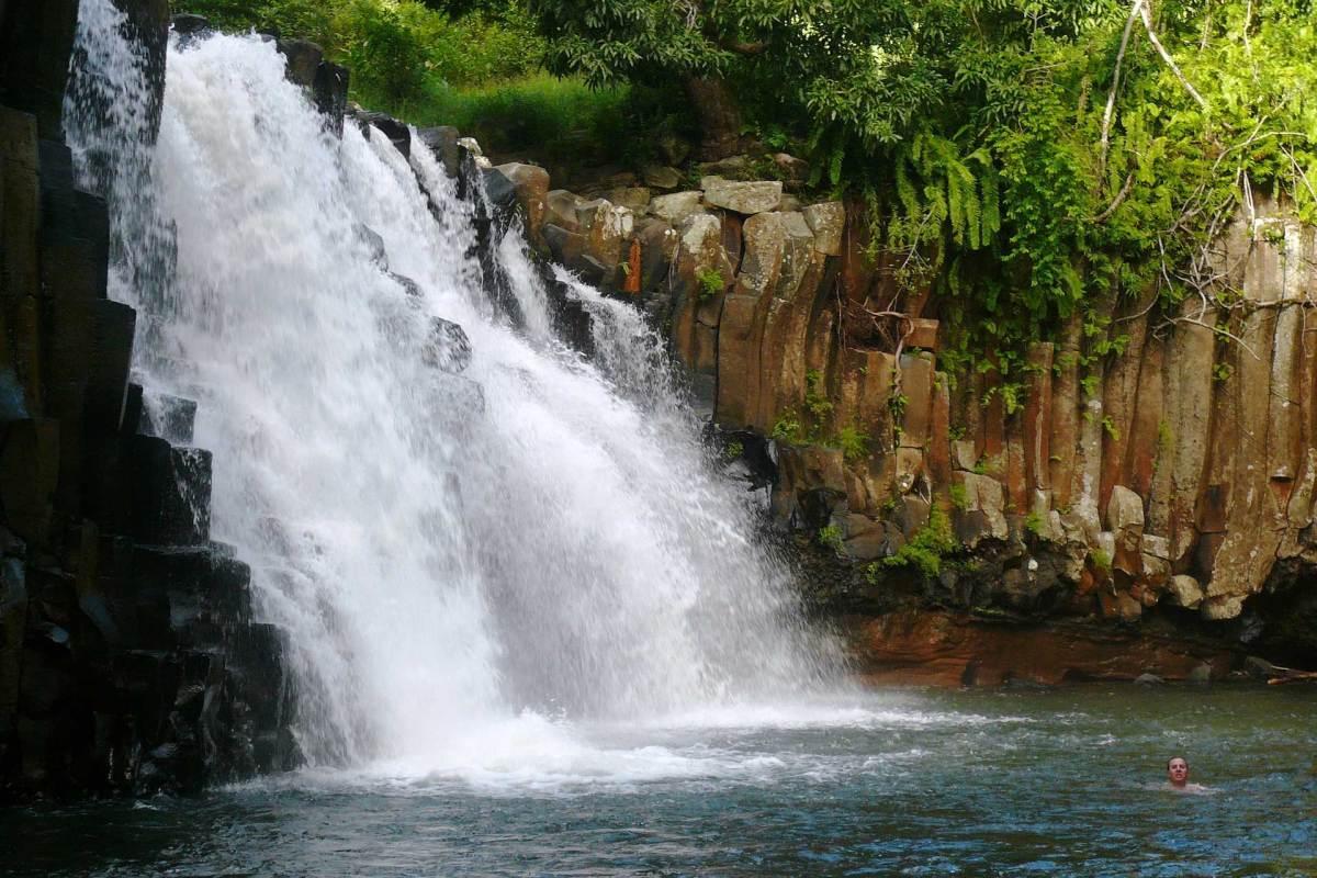 Black River Gorges Nationalpark, Mauritius