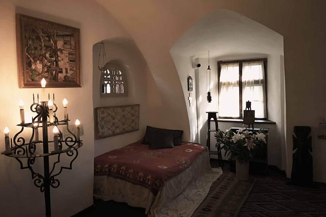 Zimmer in Schloss Bran