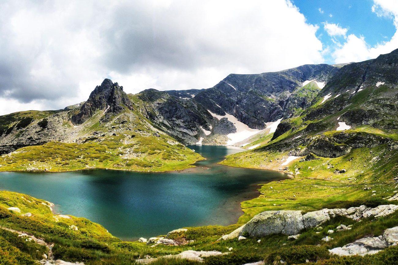 Gebirge in Bulgarien