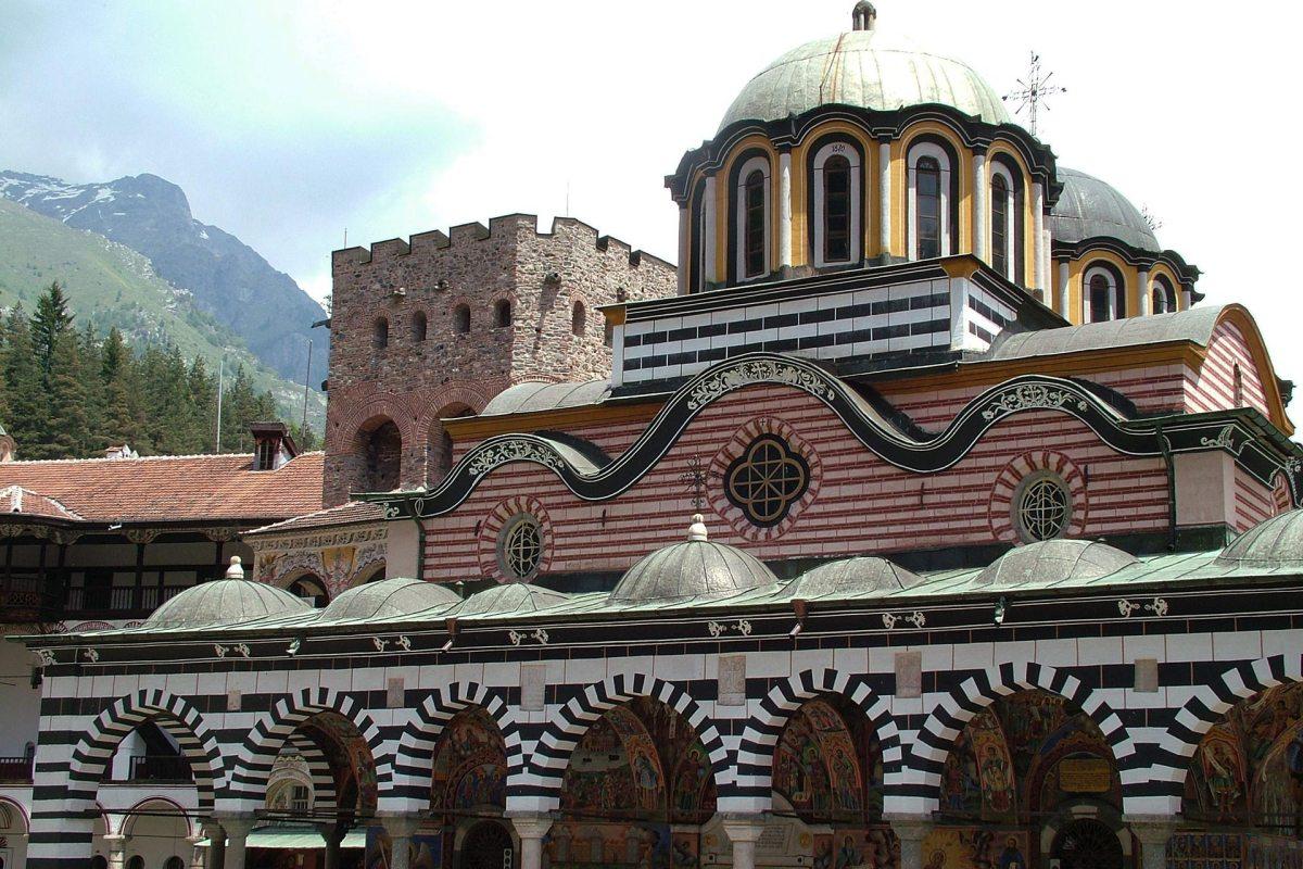 Kloster Rila