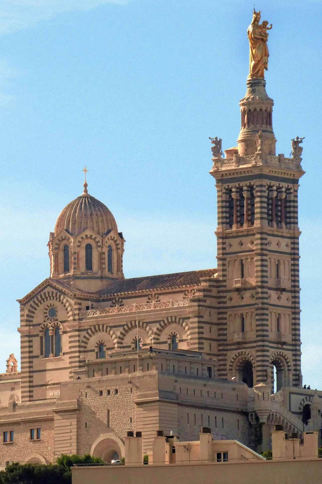Mareseille - Notre-Dame de la Garde