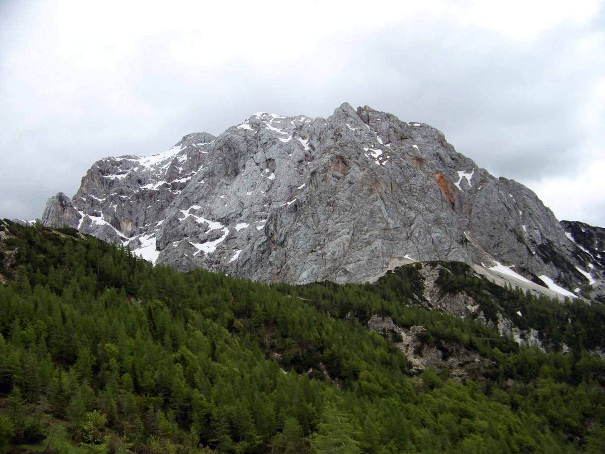 Slowenien - Alpen