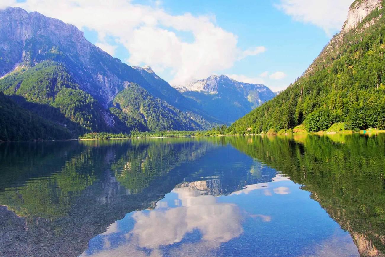 Alpensee, Slowenien
