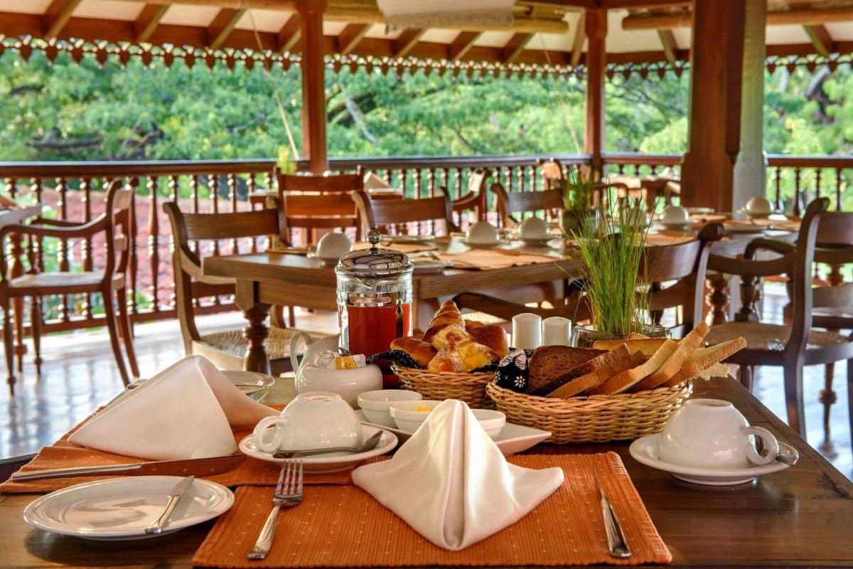 Restaurant in Ulagalla by Uga Escapes
