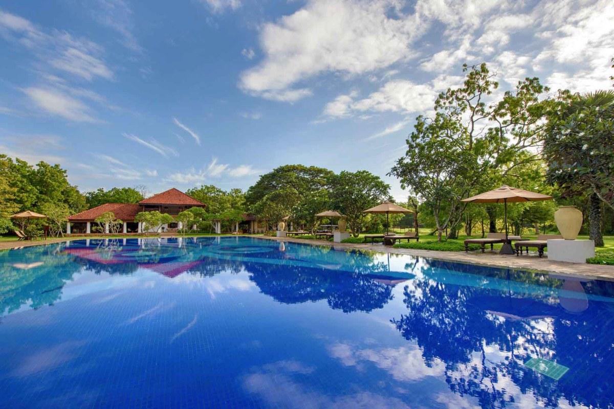 Pool, Ulagalla by Uga Escapes