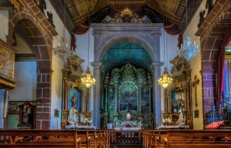 Kirche in Madeira