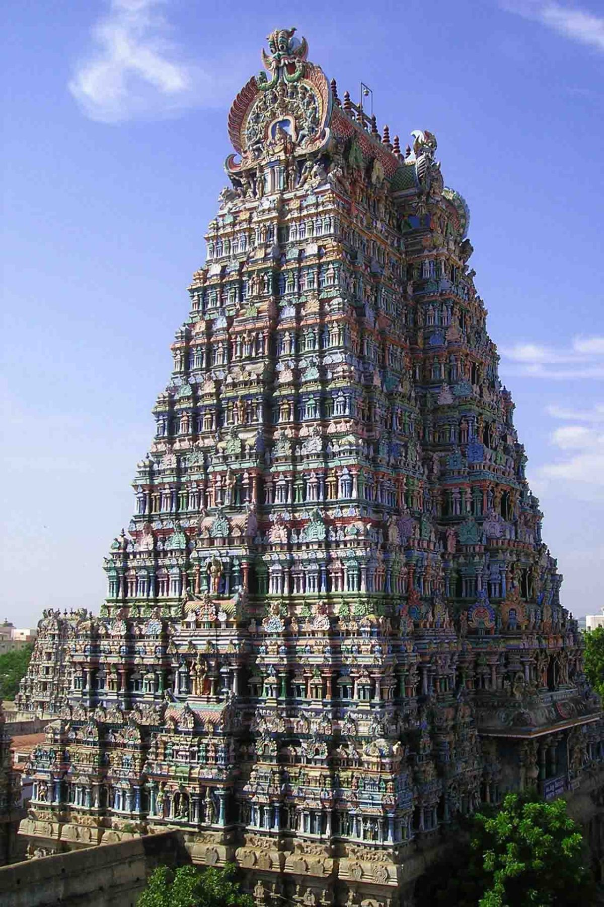 Sri Menkaschi Tempel