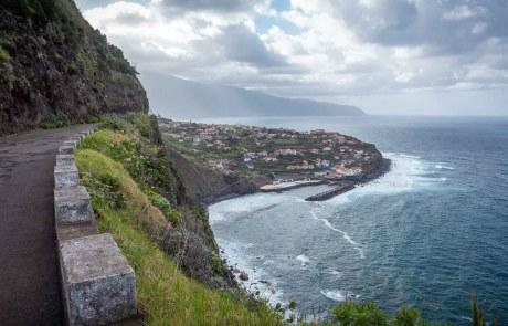 Klippe von Madeira