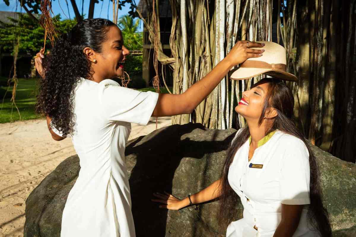Mauritius Beachcomber Trou aux Biches