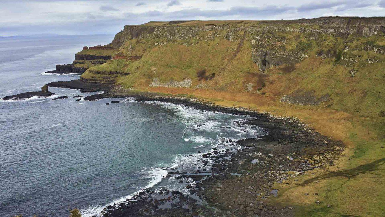 Bucht in Antrim