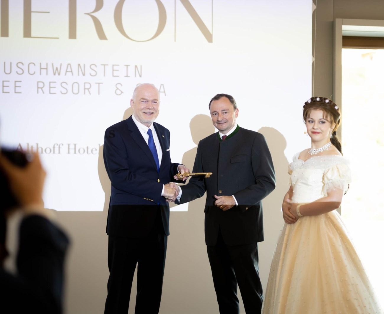 Eröffnung AMERON Neuschwanstein Alpsee Resort & Spa