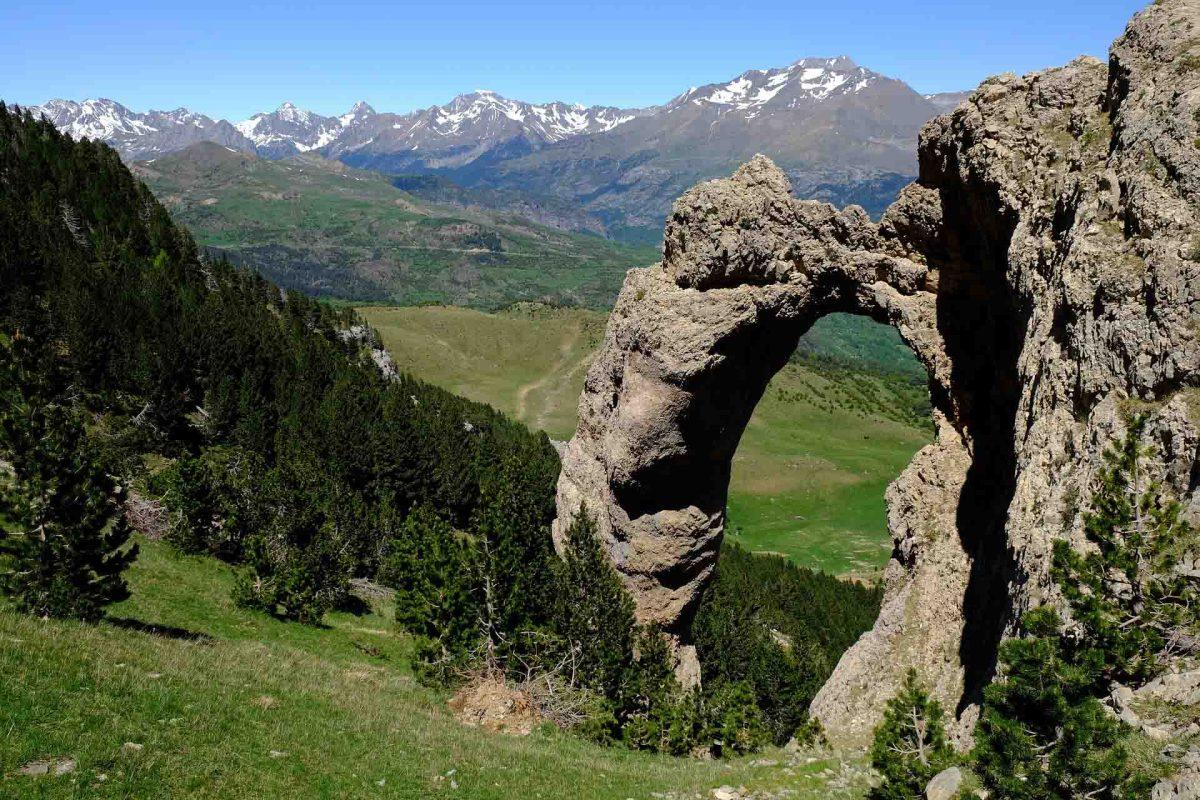 Wandern in den Pyrenäen