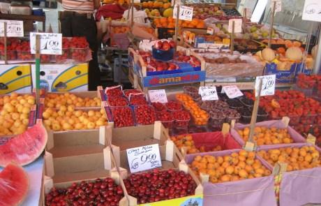 Ballarò, Markt in Palermo