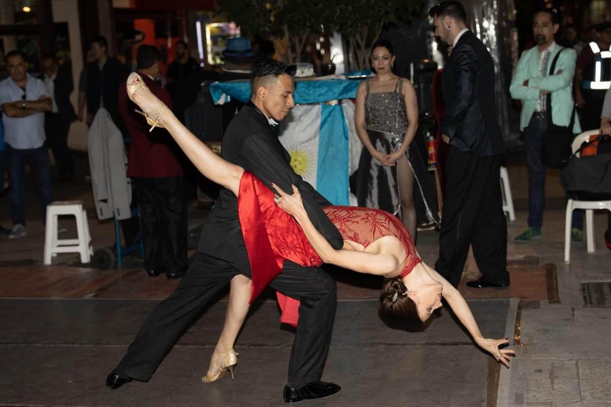 Tango Argentina, Buenos Aires, Avenida Florida