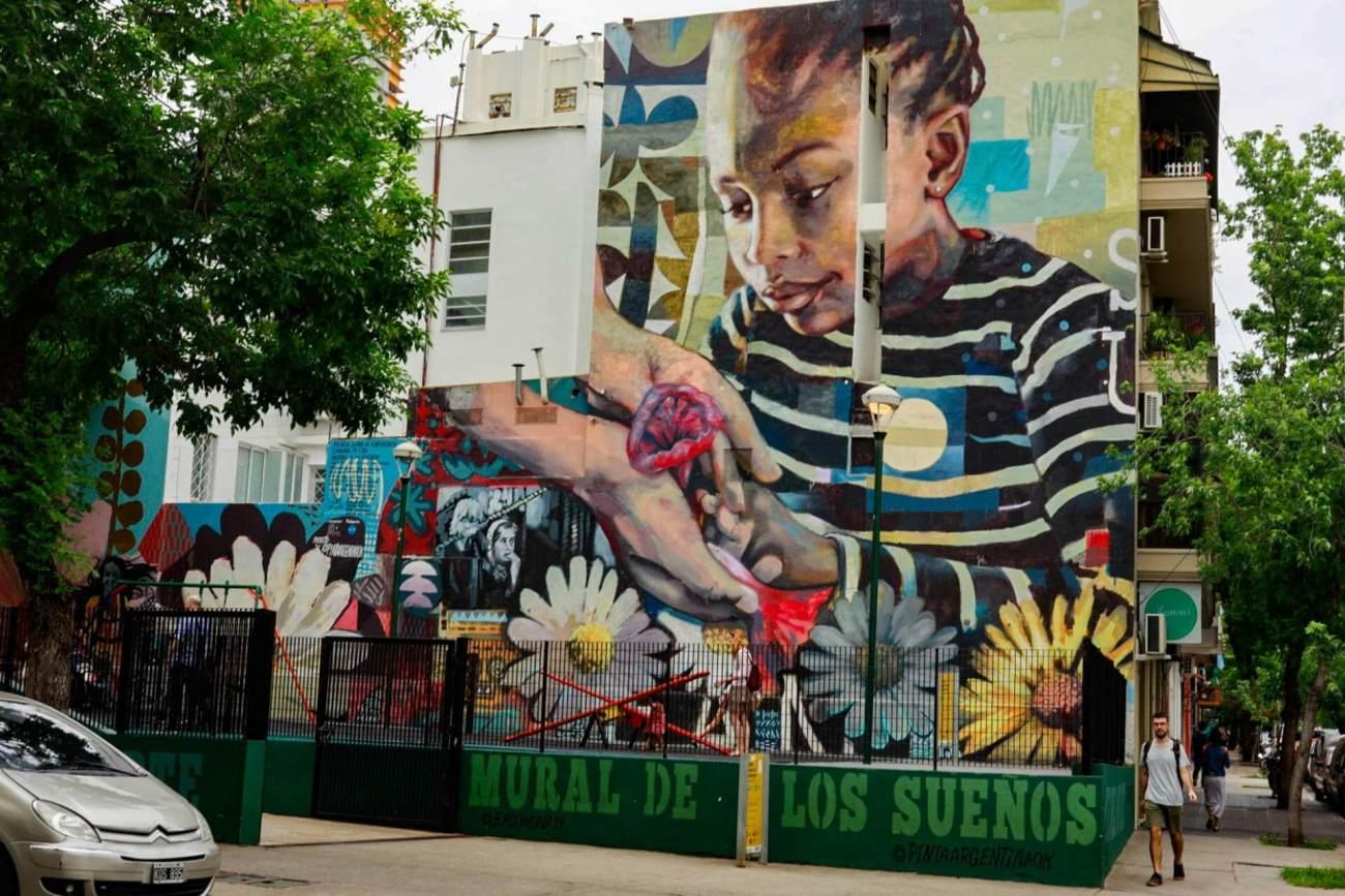 Buenos Aires, Palermo, Street Art