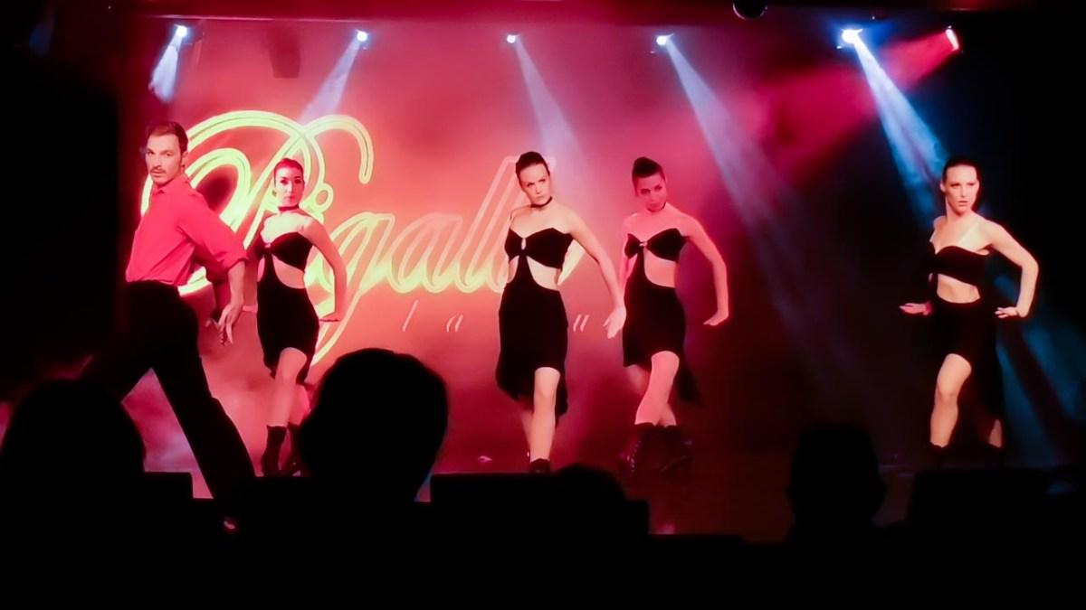 Pigalle Show, Le Soleal Unterhaltungsprogramm