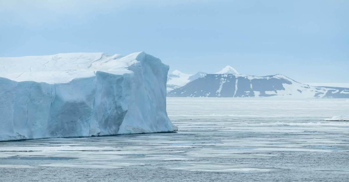 Eisberglandschaft Weddell Sea