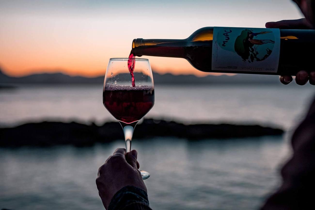 Rotwein aus Mallorca