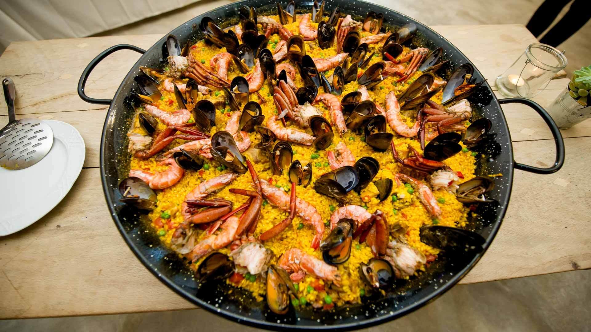 Paella, Mallorca