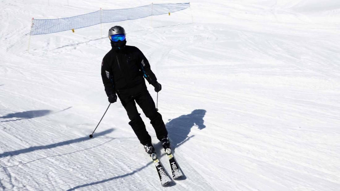 Ski foan is des Leiwandste