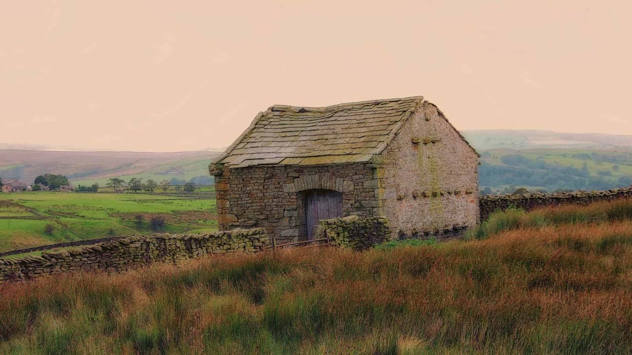 Yorkshire Dales Scheune