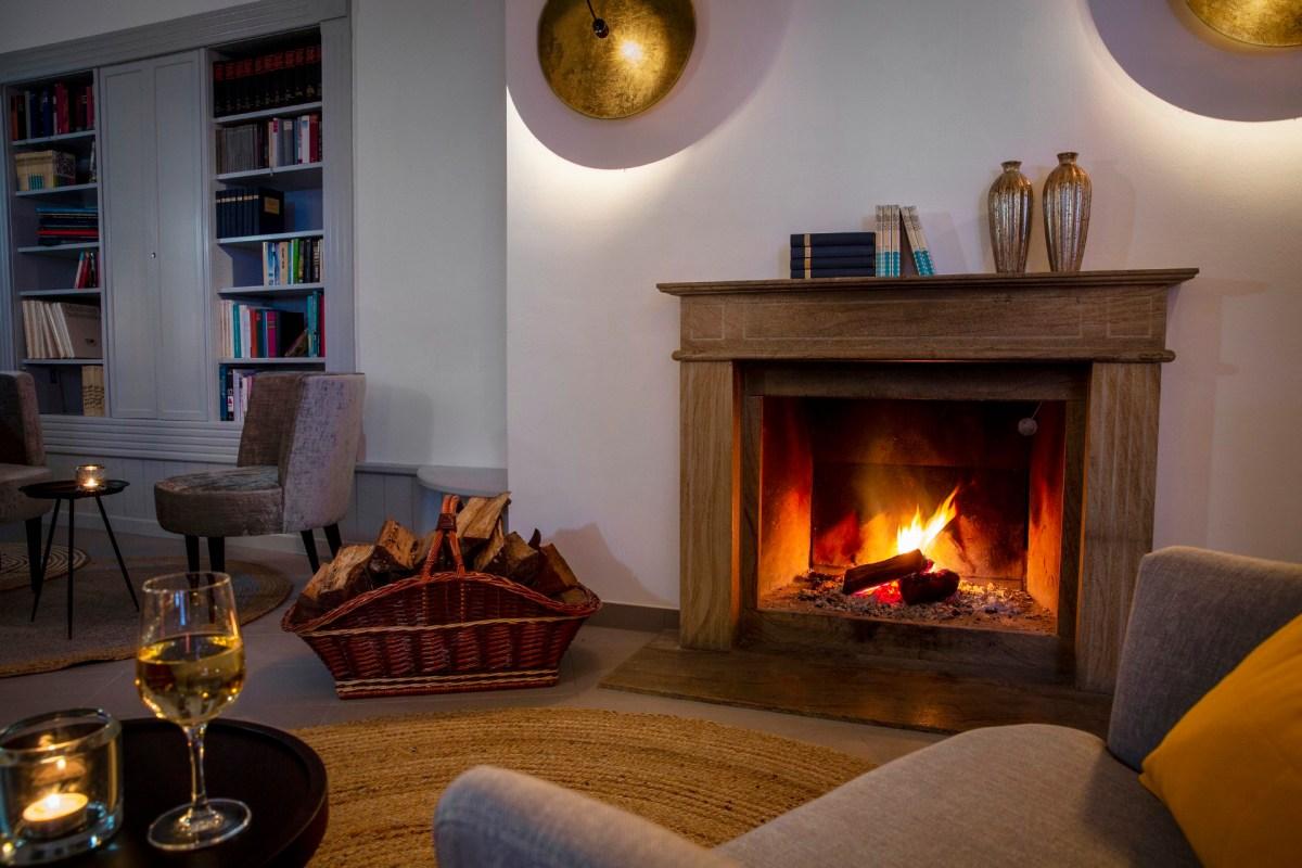 ROBINSON CLUB FLEESENSEE - Fireplace