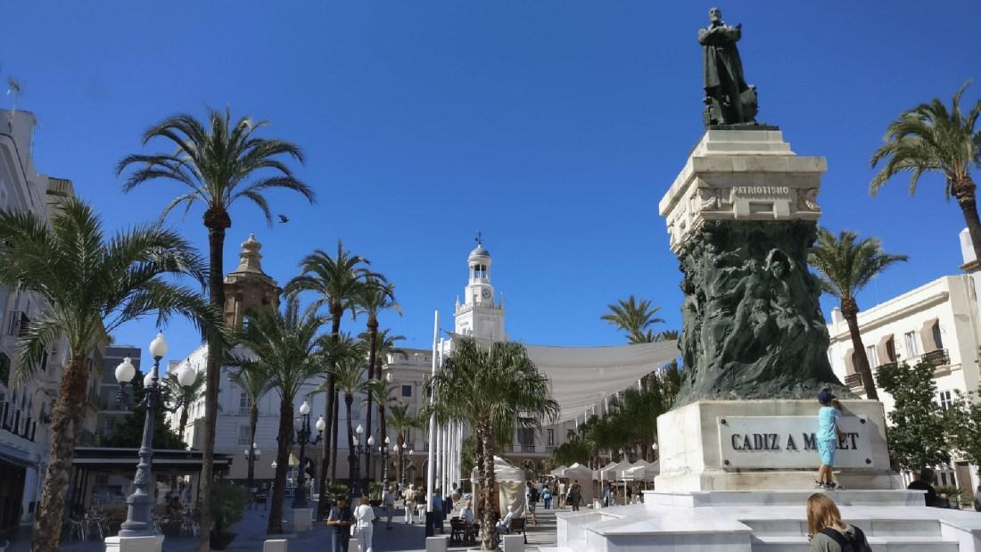 Innenstadt von Cádiz