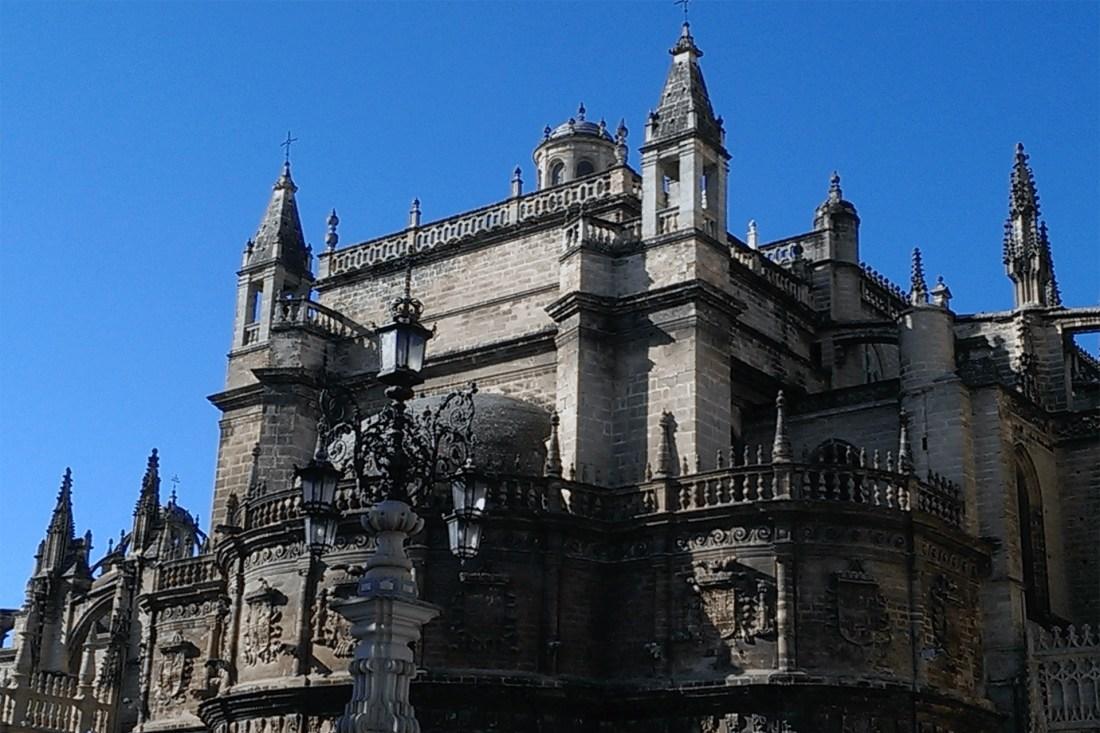 Kathedrale von vorne