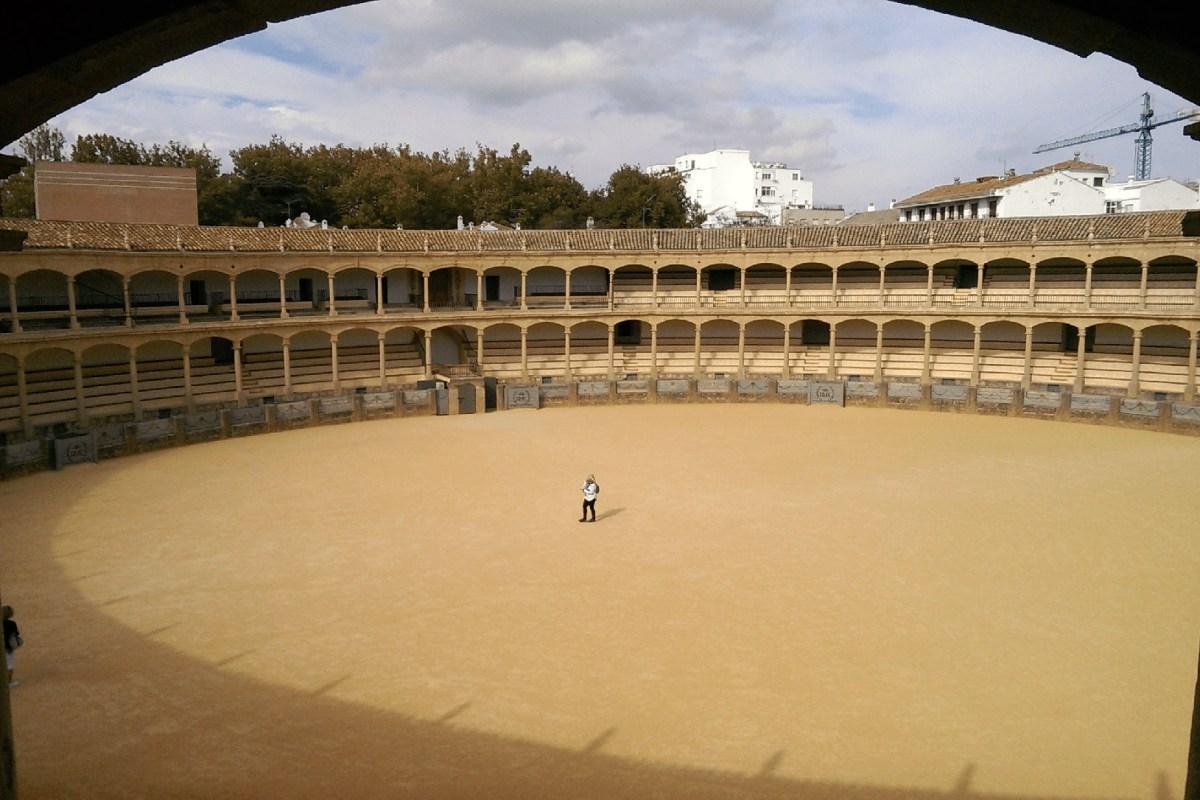 Arena in Ronda