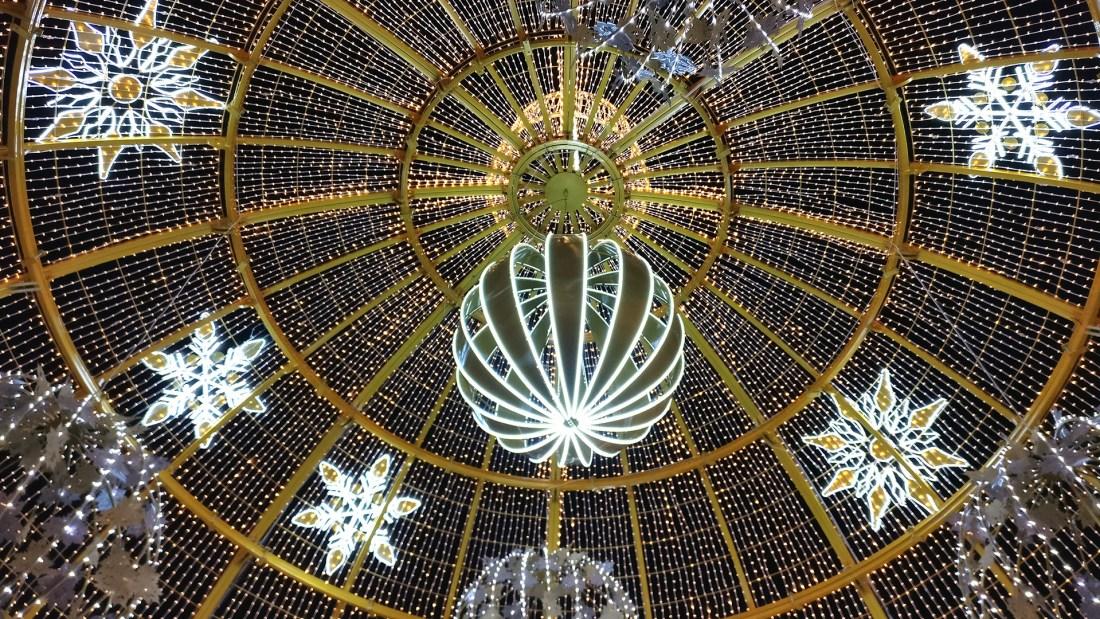 Innere der Kuppel
