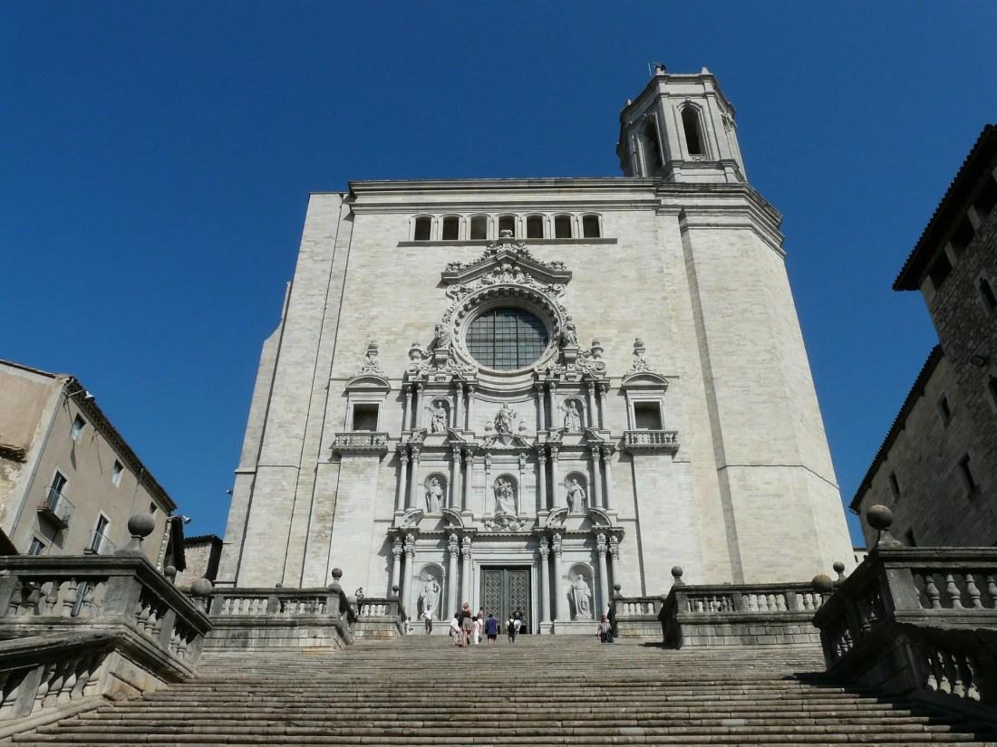 Kathedrale Santa Maria in Girona