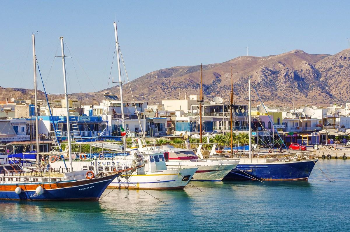 Hafen von Kos