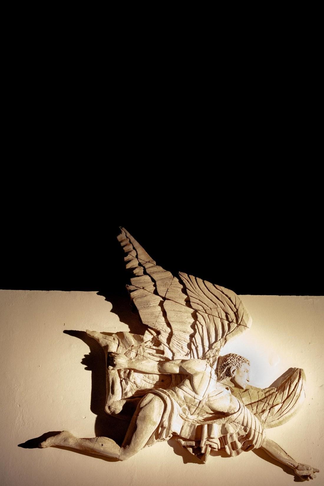 Griechische Mythengestalt Daidalos