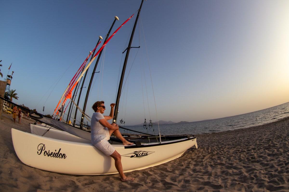 ROBINSON Club Daidalos, Wassersport, Segeln, Katamaran, Tauchen