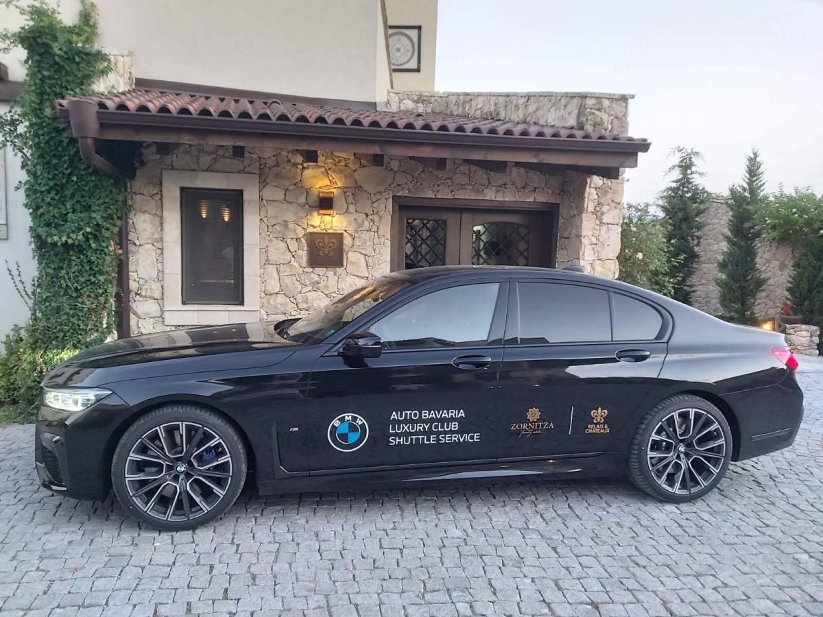 Zornitza BMW7 TransferService