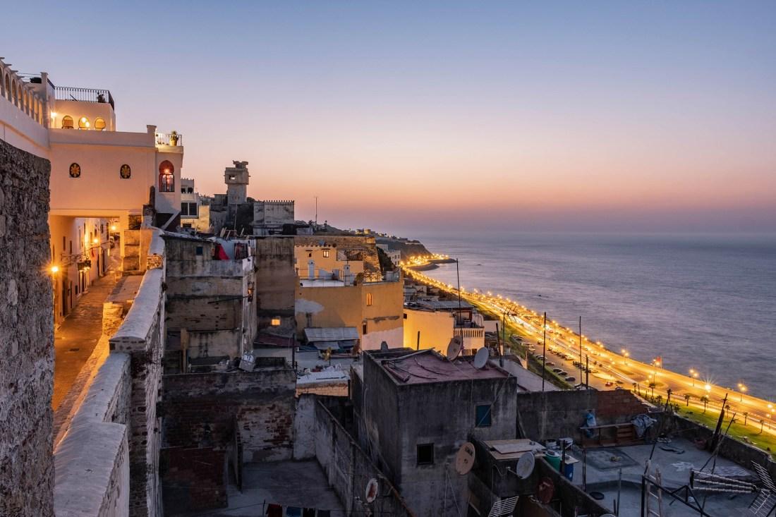 Auch in der Küstenstadt Tanger wurde für James Bond gedreht