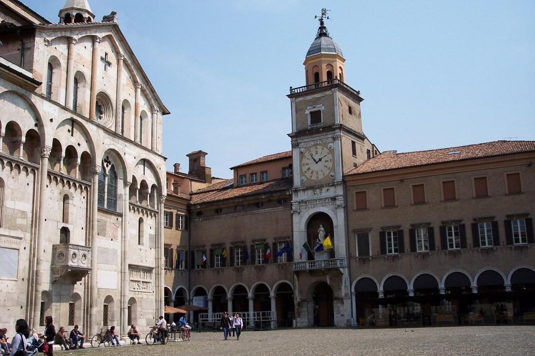 Palazzo Communale in Modena